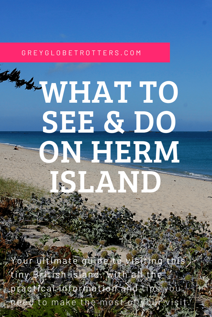 What to see and do on Herm Island, British Isles