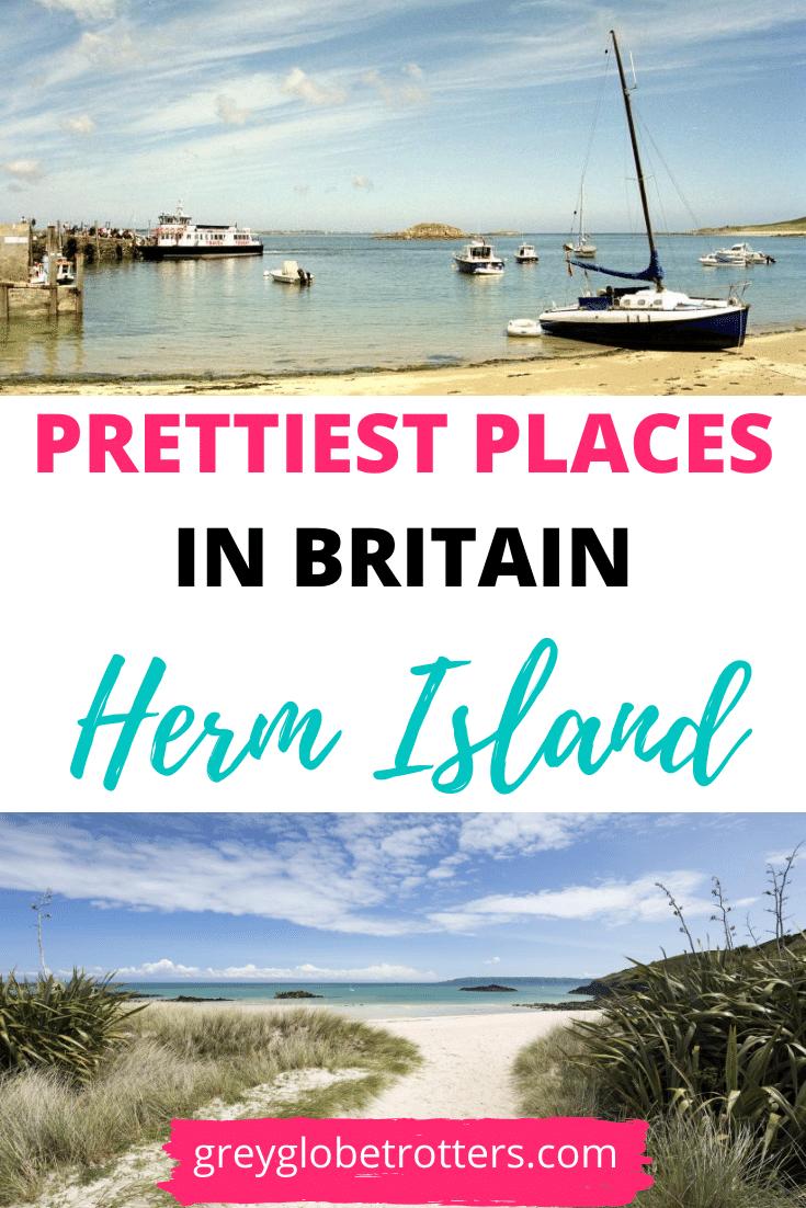 Pretty Places in Britain