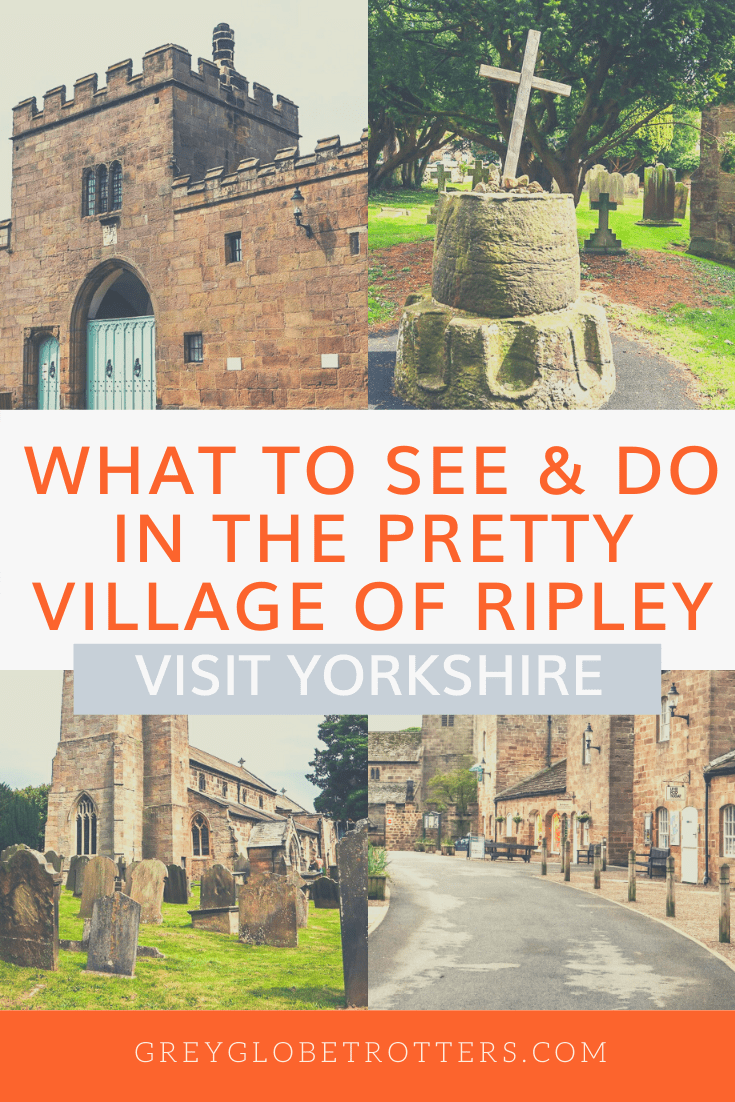 What to see and do in the pretty village of Ripley