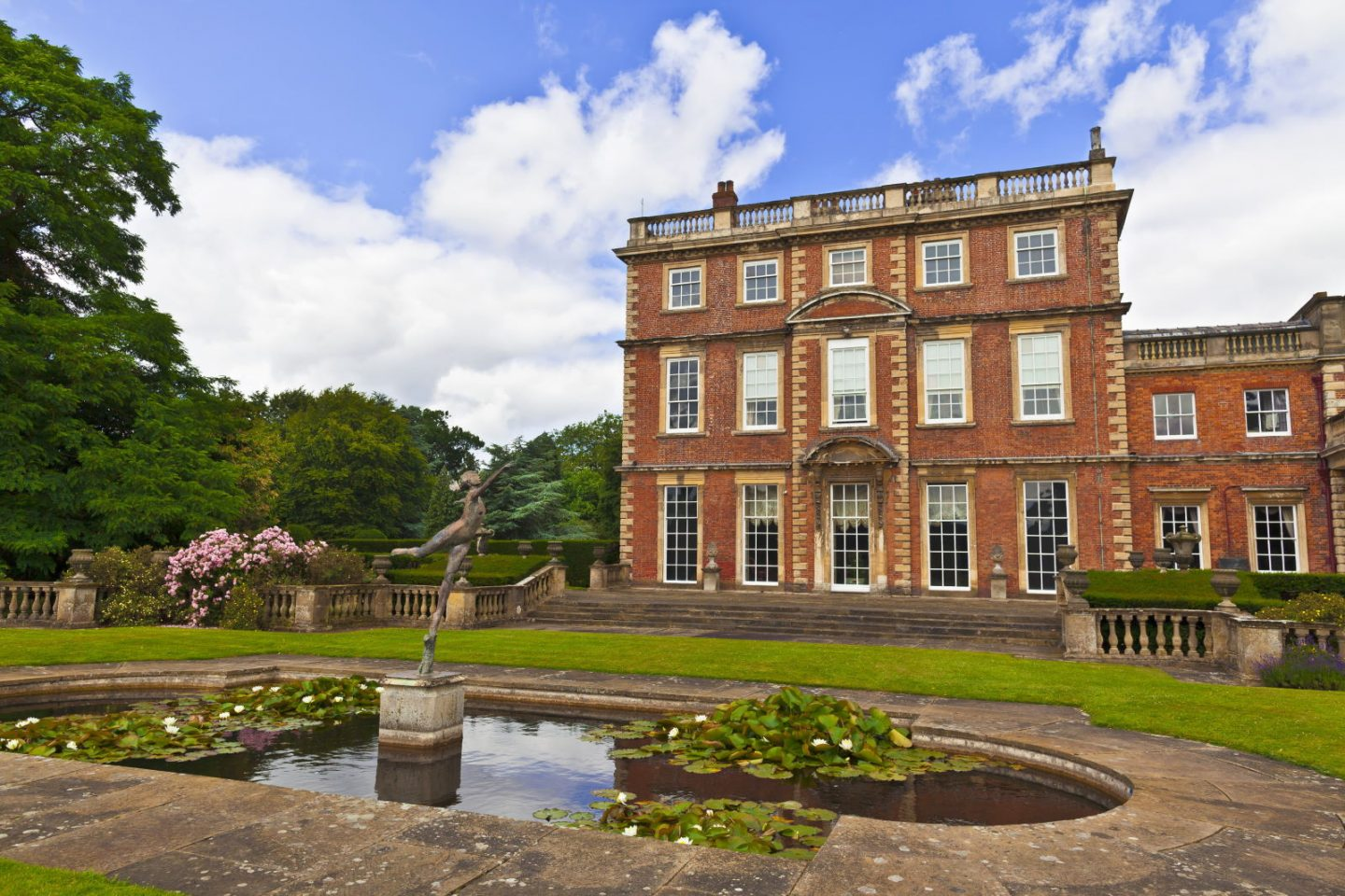 Newby Hall and Gardens North Yorkshire
