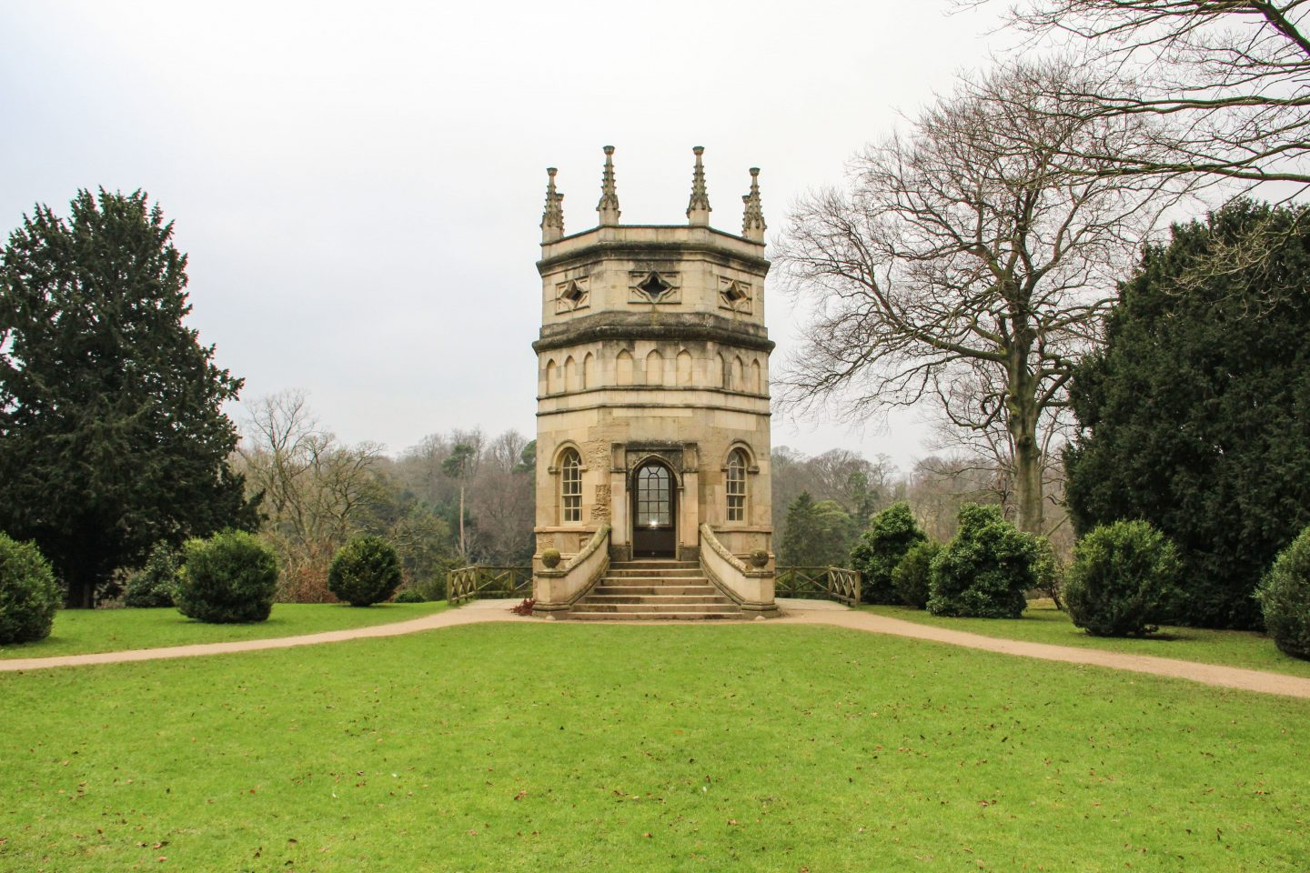 The Octagon Tower, Fountains Abbey