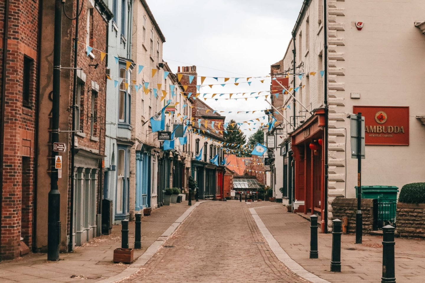Visiting the medieval streets is one of the best things to do in Ripon