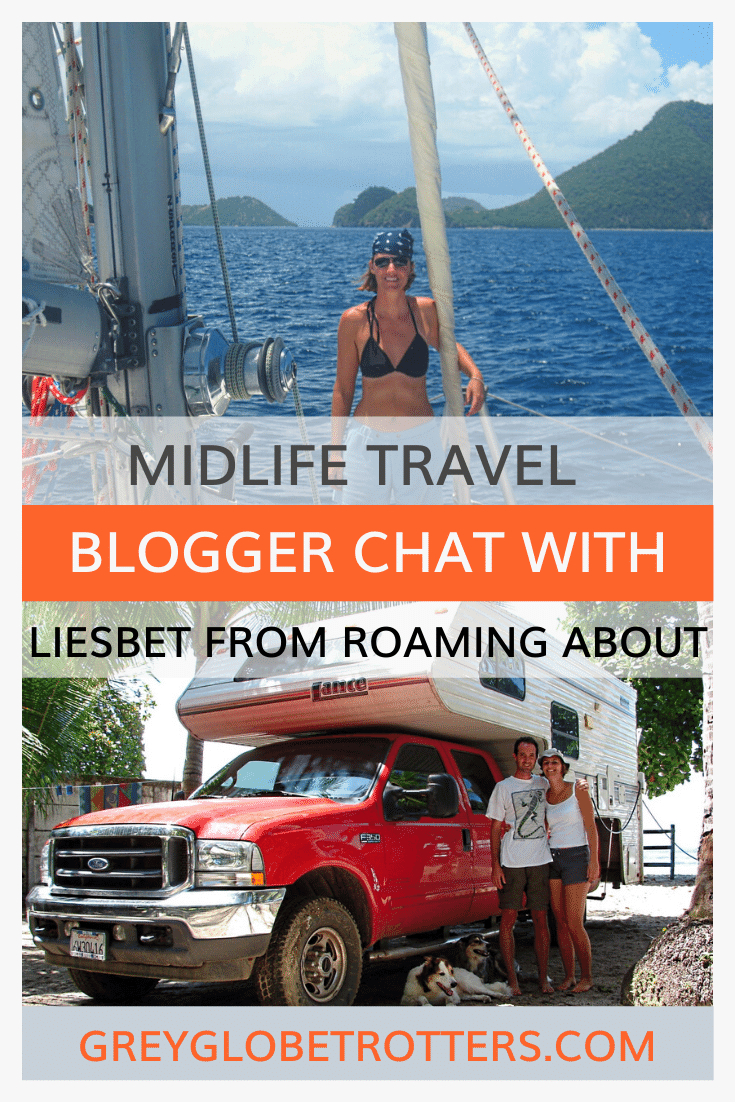 Travel Chat with Liesbet from Roaming About min