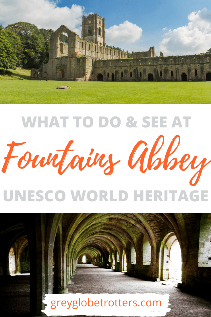 What to see and do when visiting Fountains Abbey