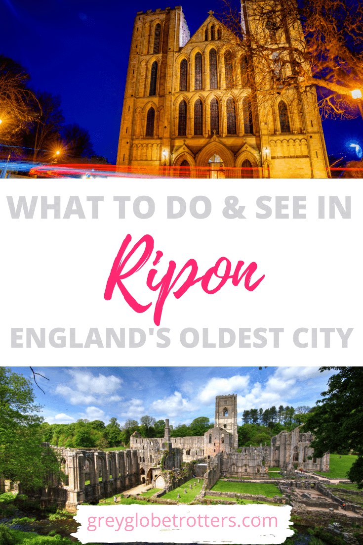 Discover the best things to see and do in Ripon, Yorkshire, England