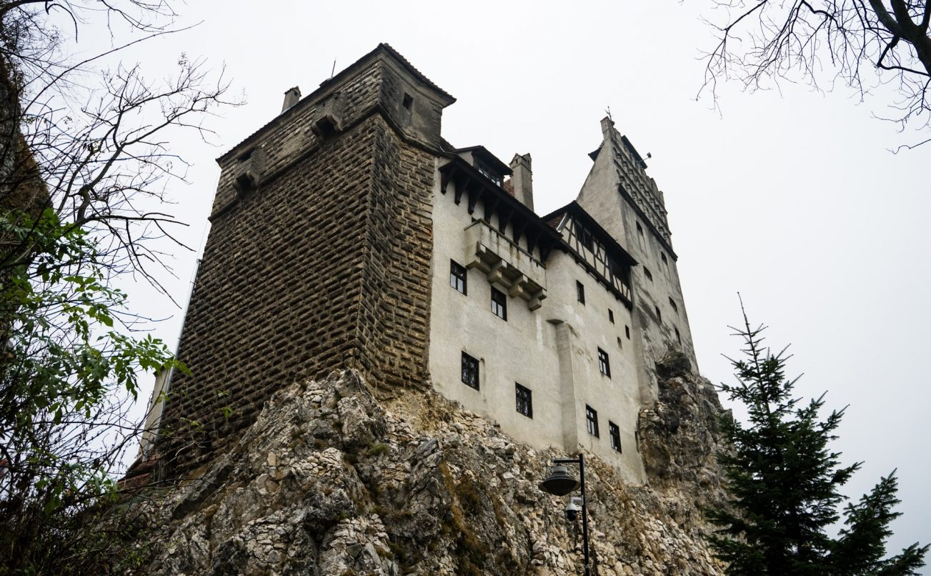 Bran Castle is one of the Spookiest Places in Europe