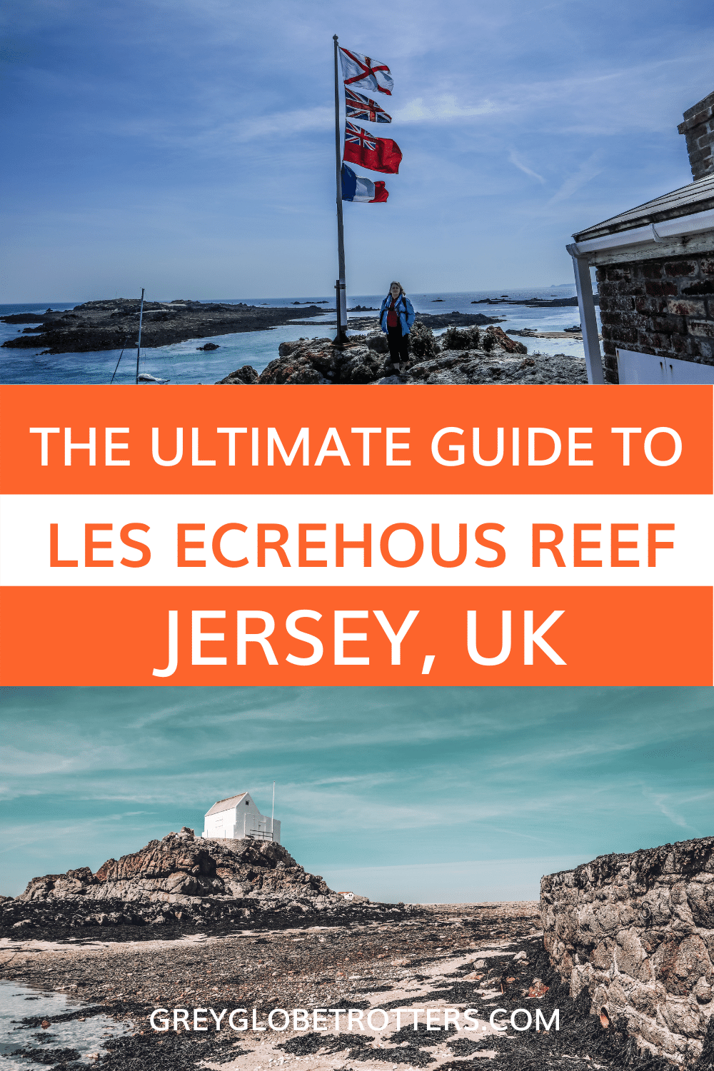 The Ultimate Guide to Les Ecrehous Reef, Jersey, UK