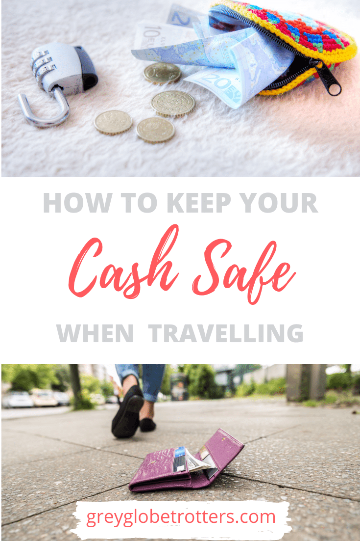 Clever ways to secure your cash when travelling