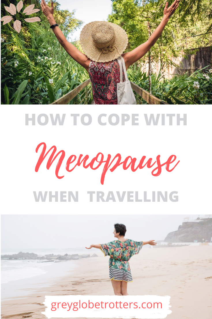 How to Cope with Menopause when Travelling