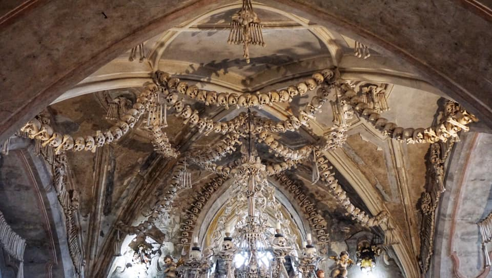 Kutna Hora makes it onto our list of the spookiest places in Europe