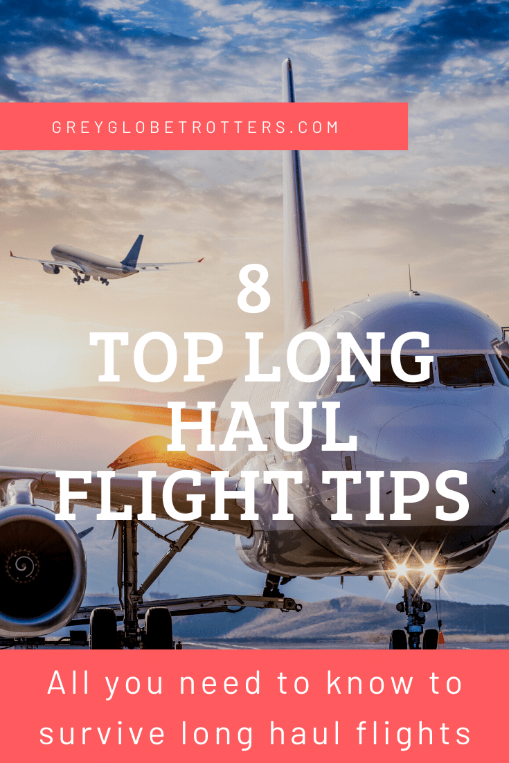 All the best long haul flight tips