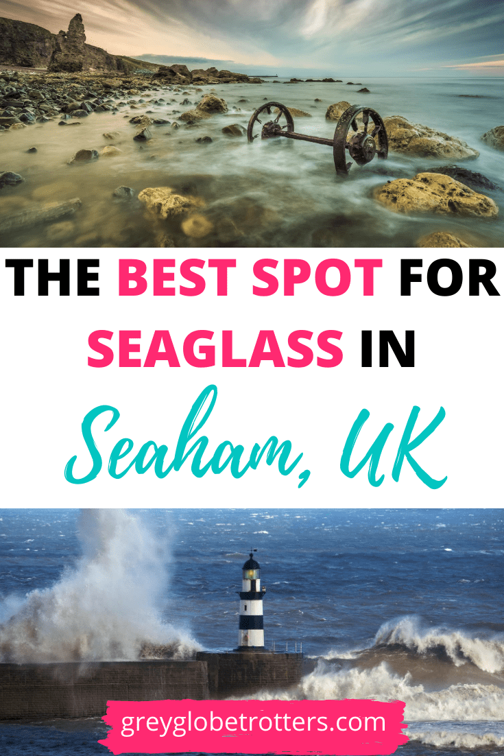 Discover the best place to find seaham seaglass