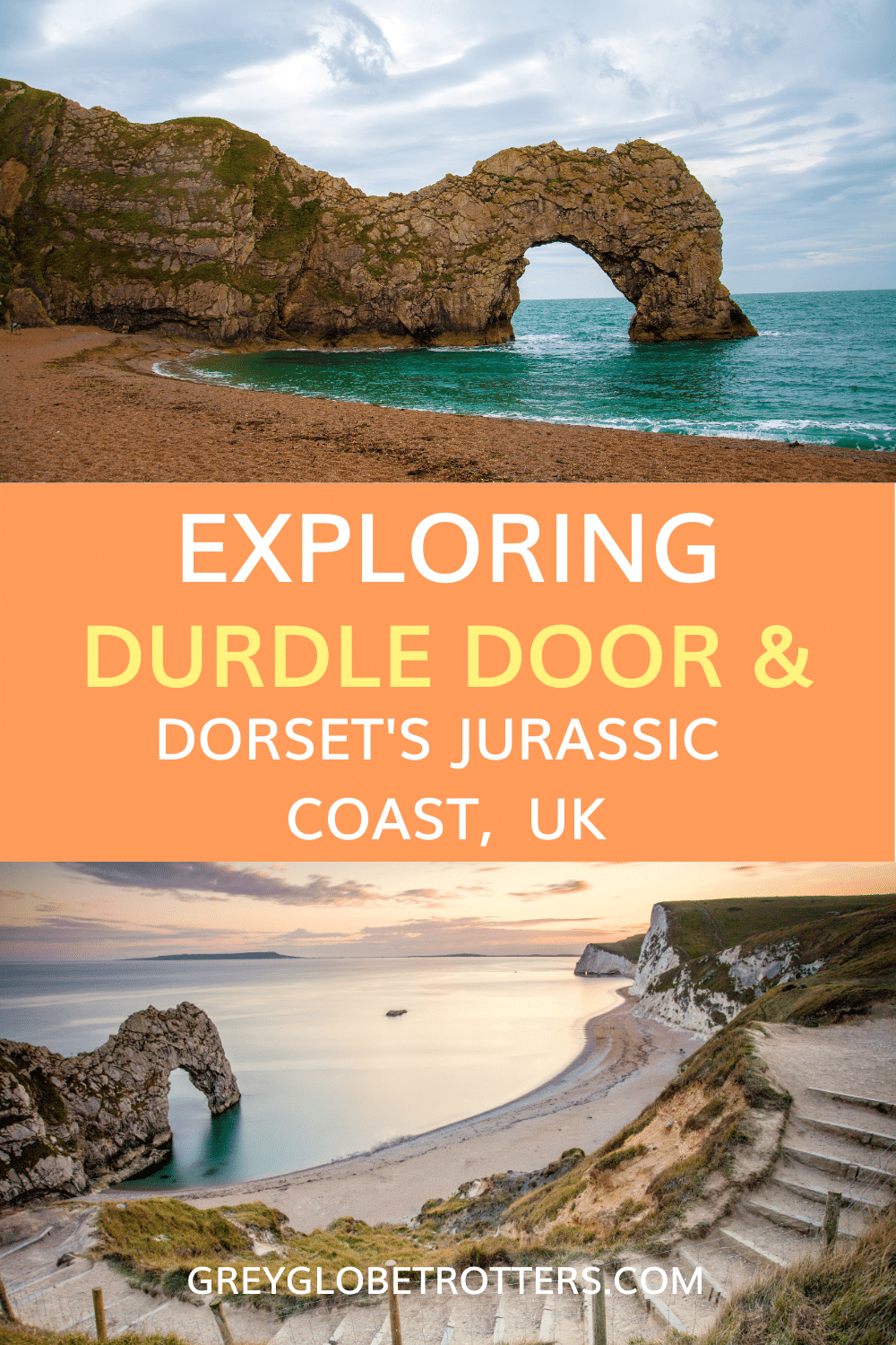 Exploring Dorset's stunning Jurassic coast and Durdle Door