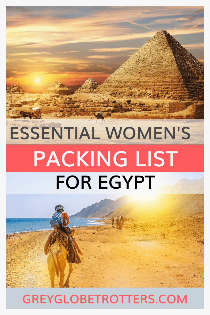 Essential packing List for Egypt min