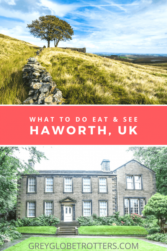 How to visit the historic Bronte Sisters Village, Haworth, Yorkshire