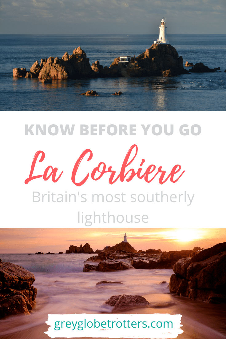 Everything you need to know to visit La Corbiere Lighthouse, Jeersey