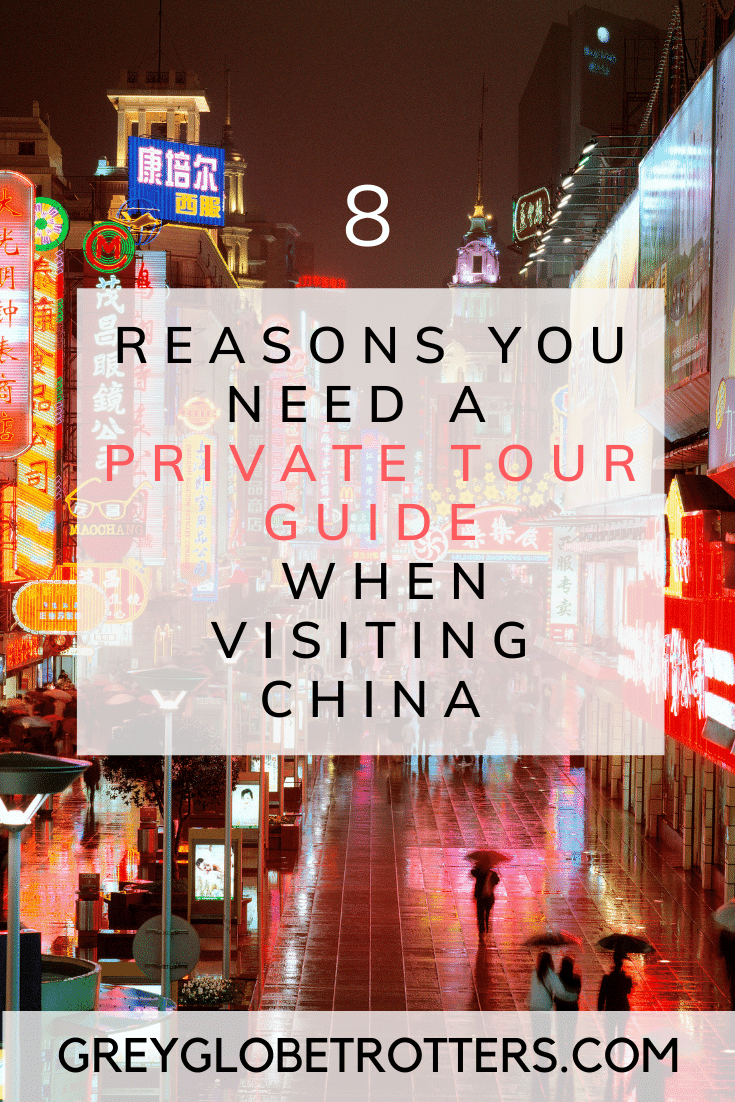 Reasons you need a China private tour guide