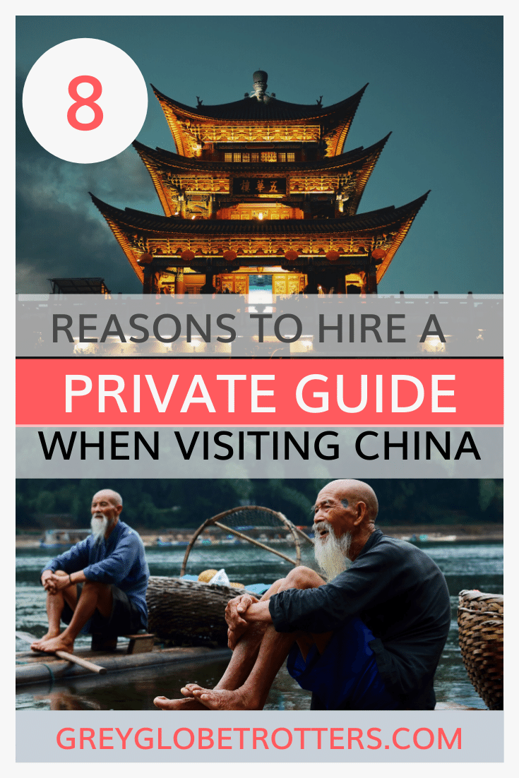 Reasons to hire a China private tour guide