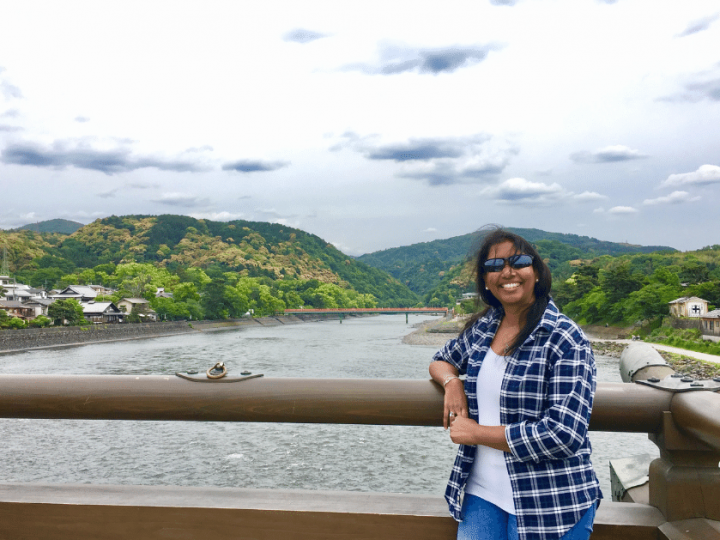 Travel chat with Georgina from My Timeless Footsteps