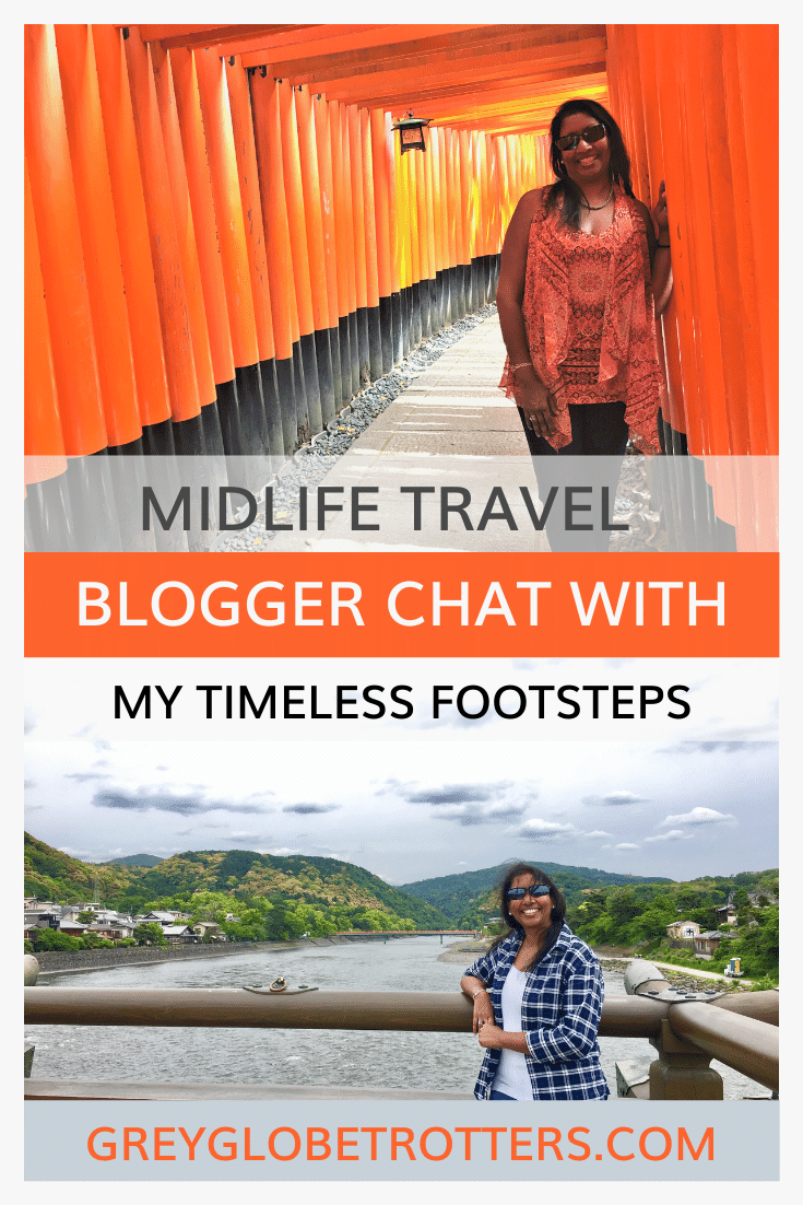 Blogger Travel Interview with Georgina from My Timeless Footsteps