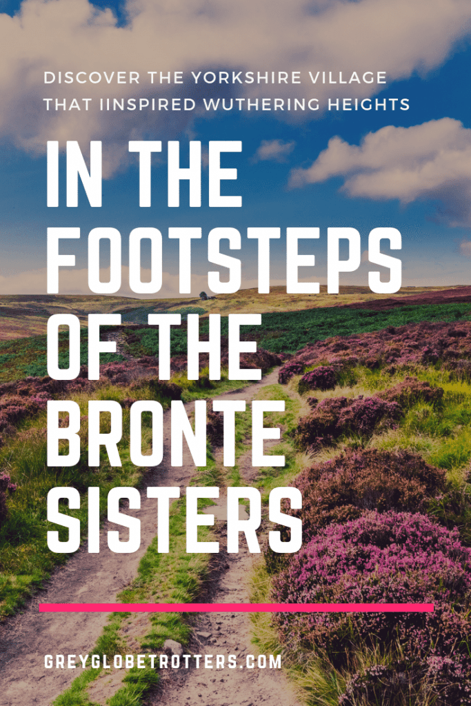 Discover the Yorkshire home of the Bronte Sisters