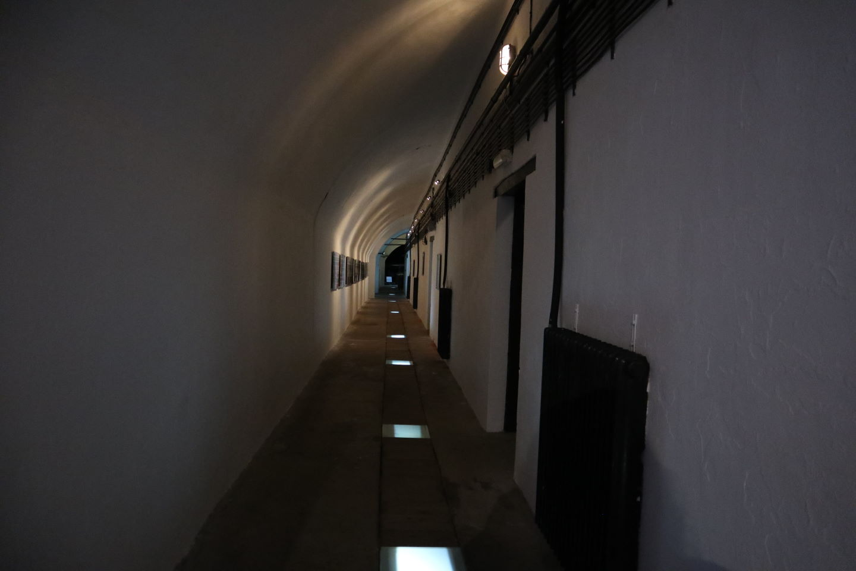 Inside the Jersey Underground Hospital