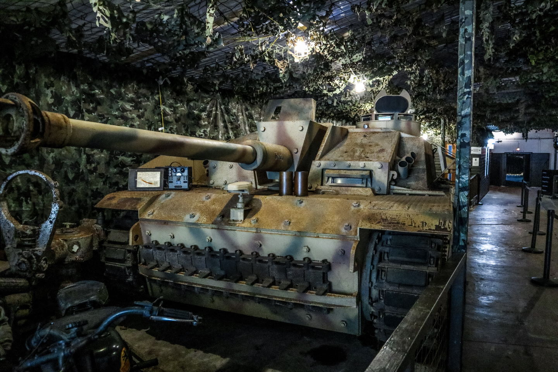Stug Tank Jersey War Tunnels