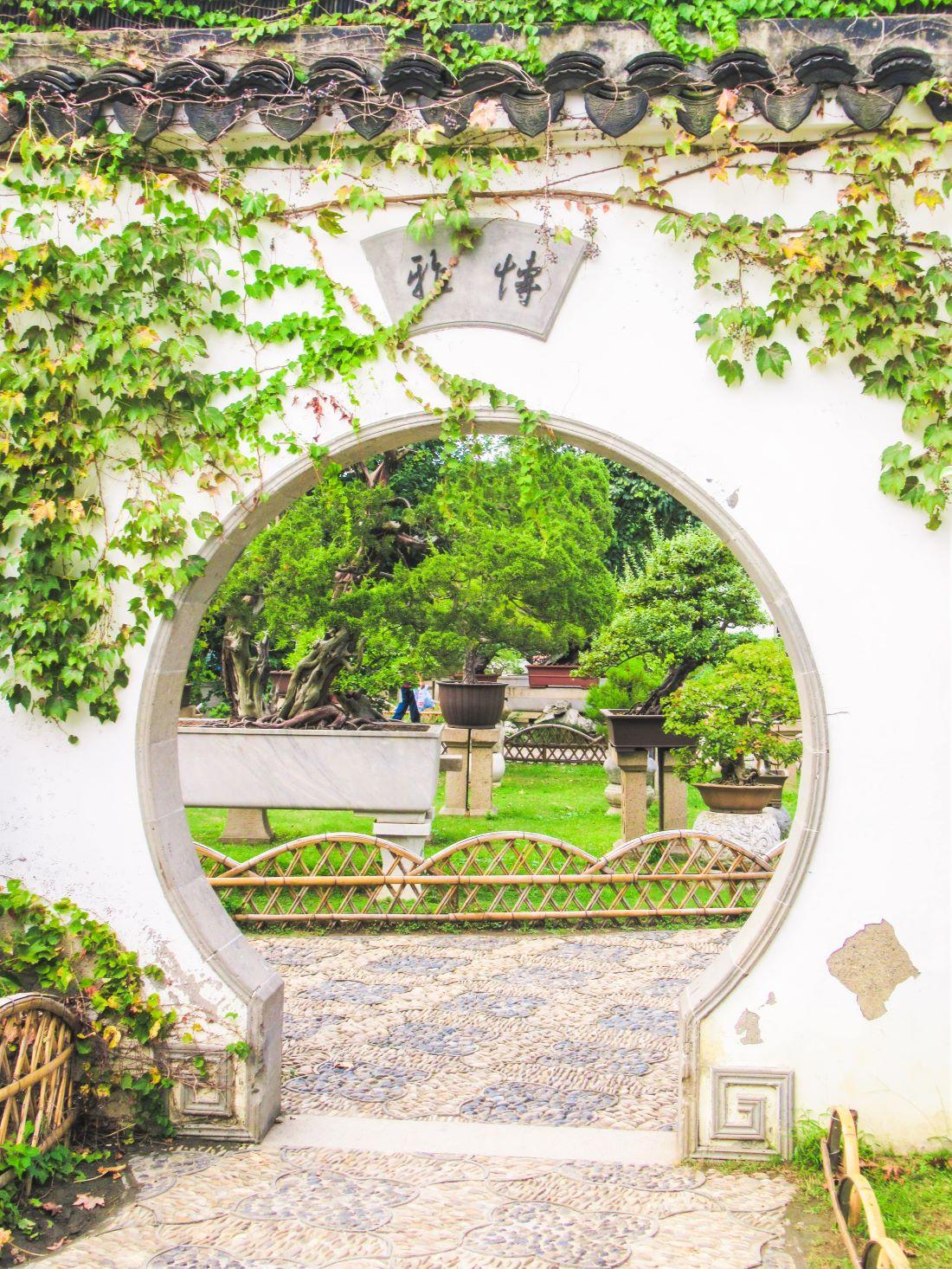 Garden in Suzhou 2