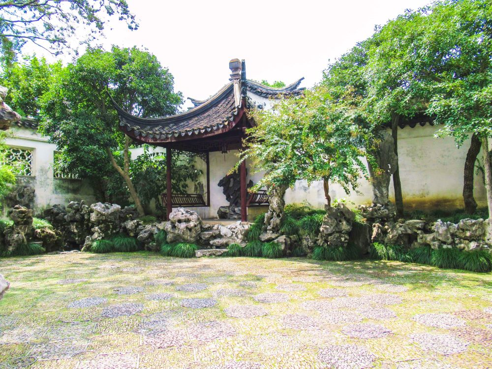 Places of Interest in Suzhou