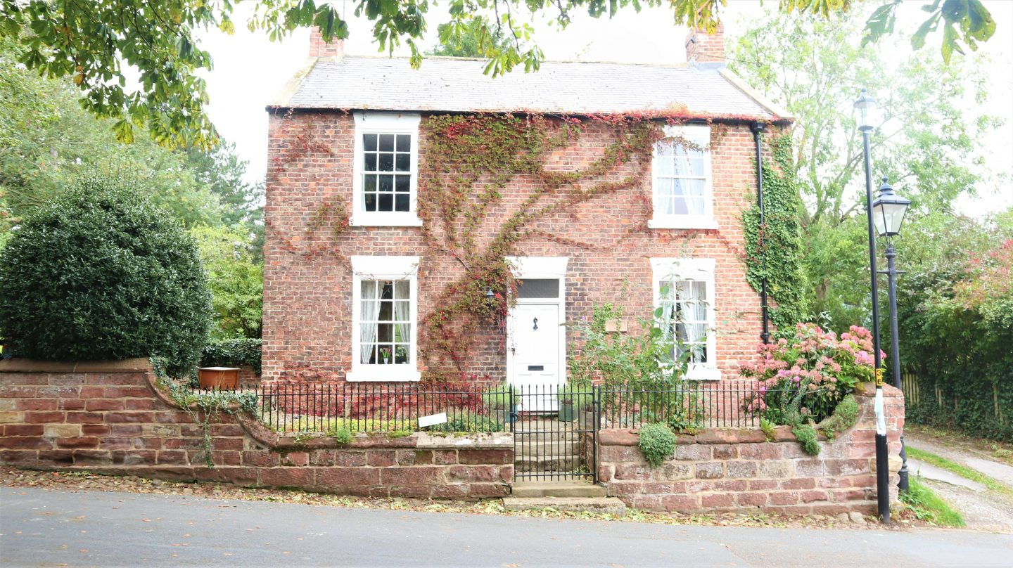 Pretty village house in Aldborough - see it on a day trip from York
