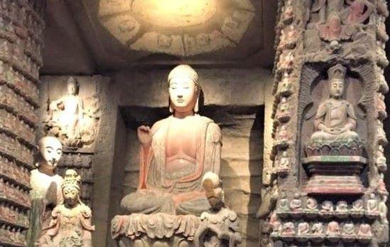 Buddha Shaanxi history museum min