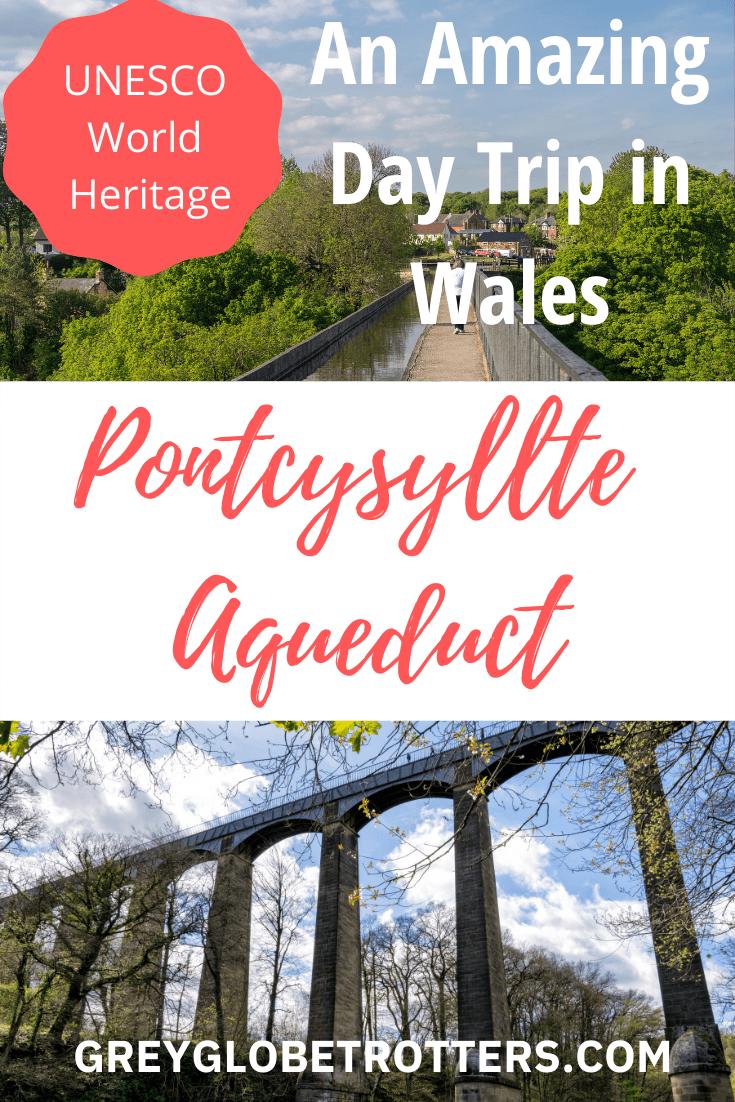 Pontcysyllte Aqueduct Llangollen Canal min