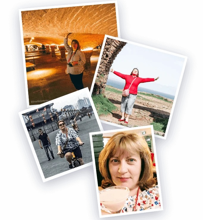Grey Globetrotters Solo & Over 50s Travel Blog