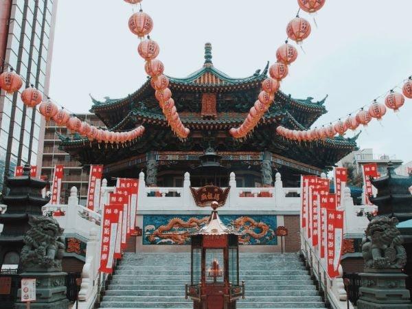 China min